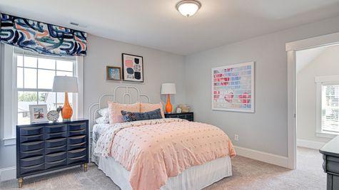 Secondary Bedroom | Victor Plan