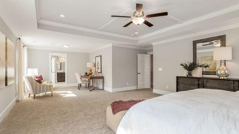 Primary Bedroom | Yates Plan