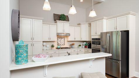Kitchen | Hartford Plan
