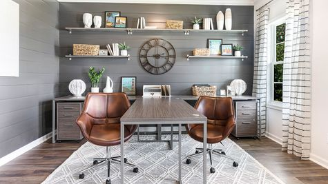 Office | Russell Plan