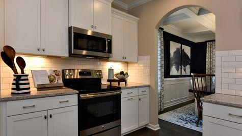 Kitchen | Julian Plan