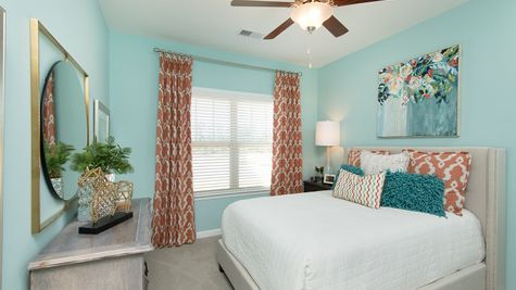 Secondary Bedroom | Carson Plan