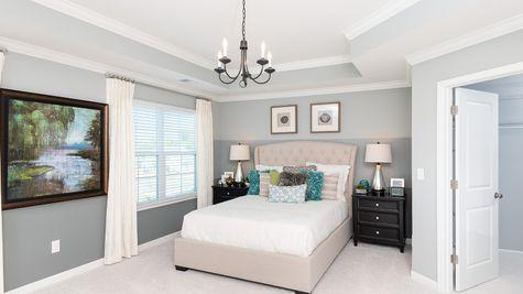 Master Bedroom | Underwood Plan