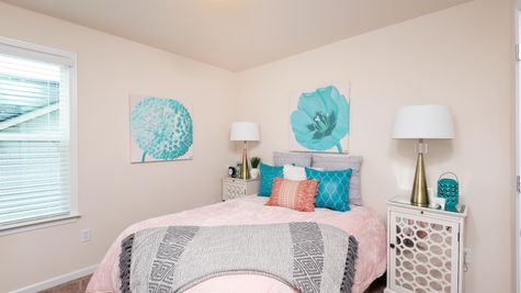 Secondary Bedroom | Guilford Plan