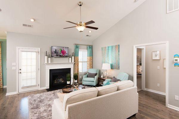 Family Room | Carson Plan