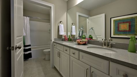 Bathroom - Yates Plan
