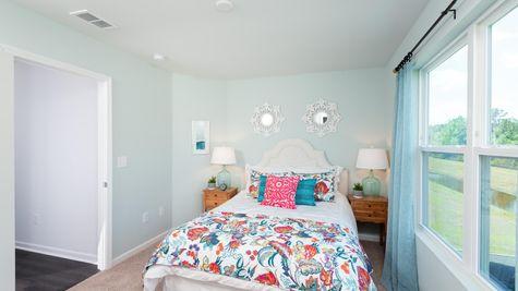Secondary Bedroom | Pickens Plan