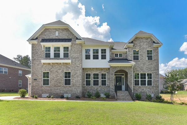Large brick home in Irmo SC by Mungo Homes