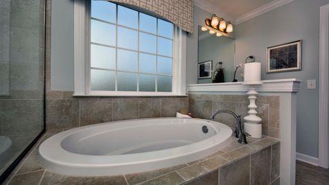 Master Bath | Roland Plan