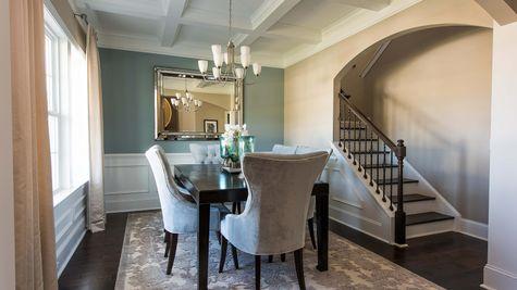 Dining Room | Victor Plan