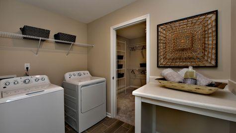 Laundry Room | Julian Plan