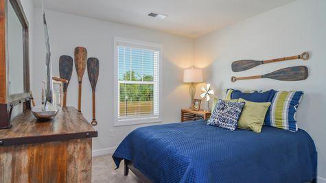 Secondary Bedroom | Andrews Plan