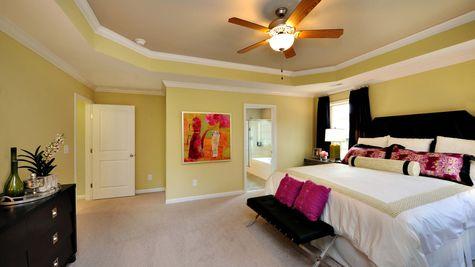 Master Bedroom | Palmer Plan
