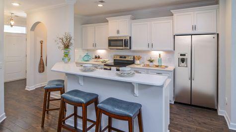 Kitchen | Andrews Plan