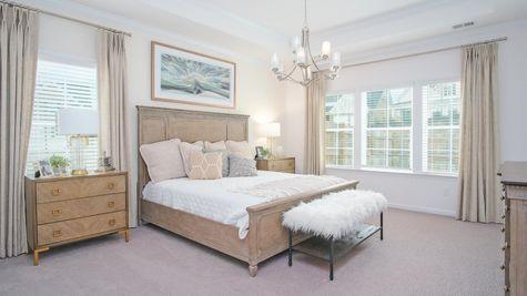 Primary Bedroom | Jensen Plan