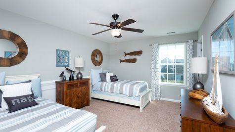 Bedroom | Yates Plan