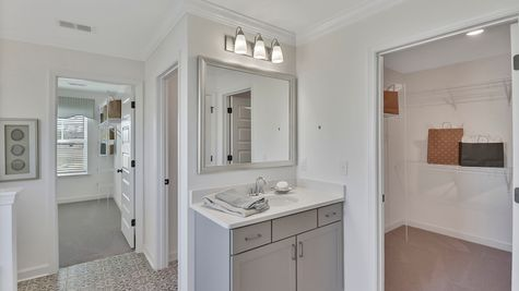 Primary Bathroom | Roland Plan