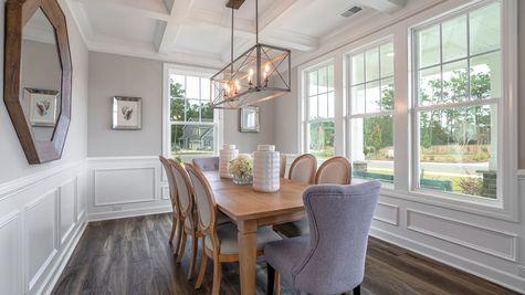 Dining Room | Parker Plan