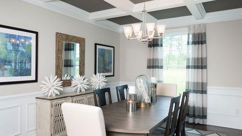 Dining Room | Newbury Plan