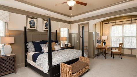 Master Bedroom | Patterson Plan
