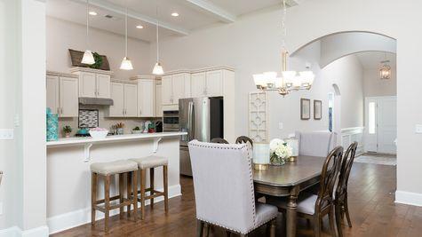 Eat-In to Kitchen | Hartford Plan