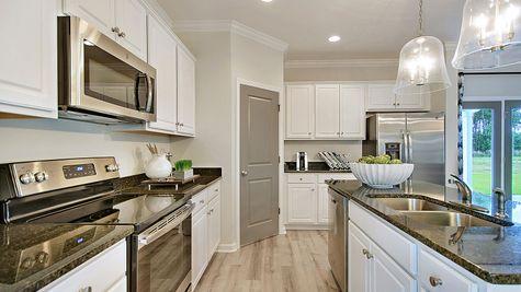 Kitchen | Telfair Plan