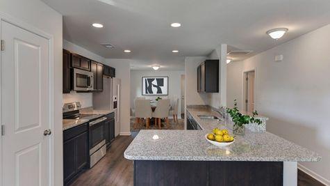 Kitchen | Monroe Plan