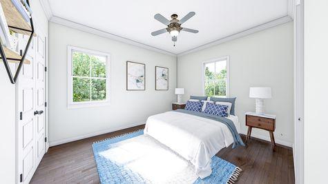Secondary Bedroom | Jenkins Plan