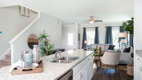 Kitchen | McDowell Plan