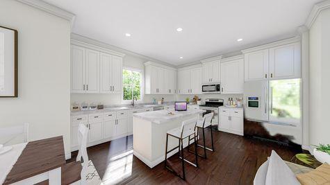 Kitchen | Hanahan Plan