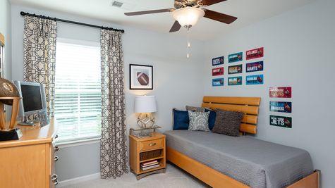 Bedroom | Underwood Plan