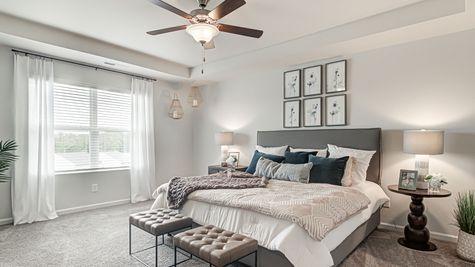 Primary Bedroom | Meriwether Plan
