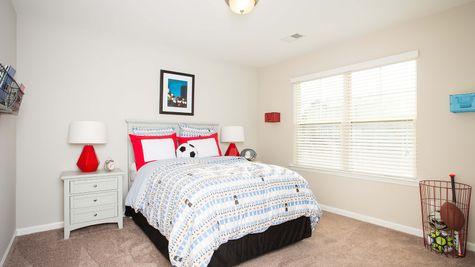 Secondary Bedroom | Langford Plan