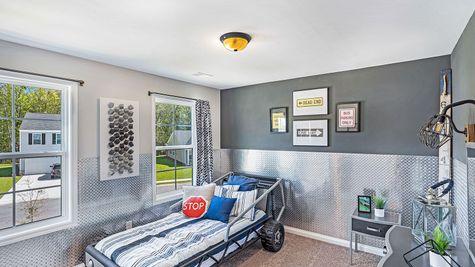 Secondary Bedroom | McDowell Plan