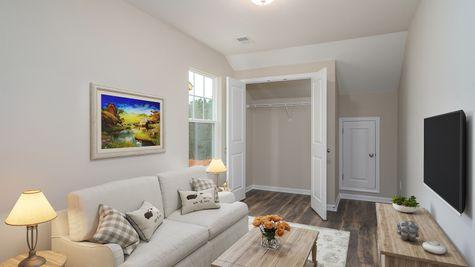 Bonus Room | Townsend Plan