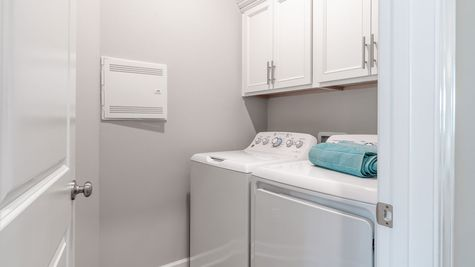 Laundry Room | Parker Plan