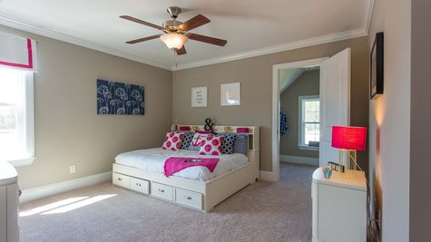Bedroom | Victor Plan
