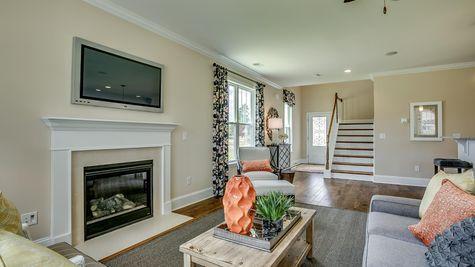 Family Room | Julian Plan