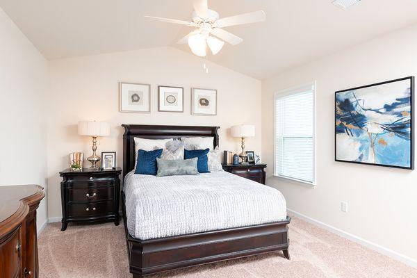 Master Bedroom | Guilford Plan