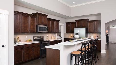 Kitchen | Fullerton Plan