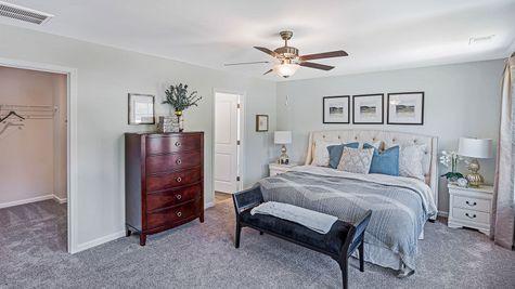Primary Bedroom | McDowell Plan