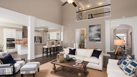 Great Room | Patterson Plan