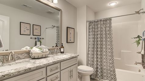 Bathroom | Davidson Plan