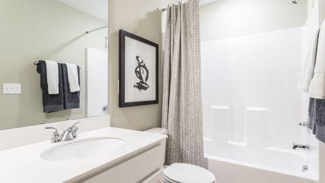 Secondary Bathroom | Lancaster Plan