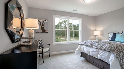 Bedroom | Parker Plan