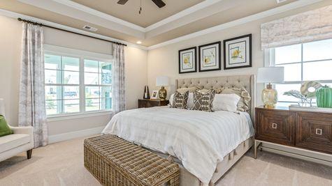 Primary Bedroom | Edgewood Plan