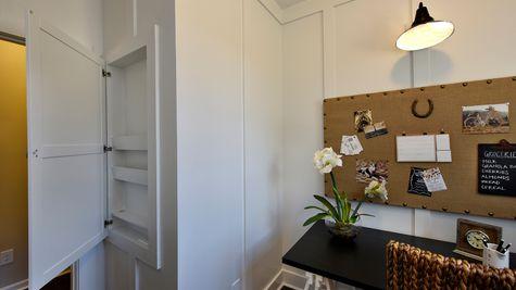 Organizational Room | Julian Plan