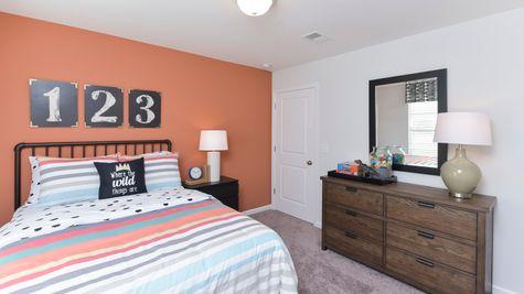 Secondary Bedroom   Kershaw Plan