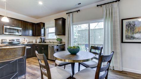 Kitchen to Eat-In | Meriwether Plan