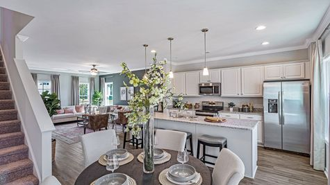Eat-In to Kitchen | McDowell Plan